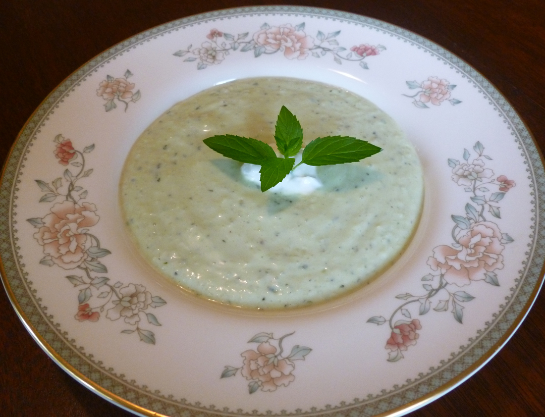 Creamy Chilled Cucumber And Avocado Soup Recipes — Dishmaps