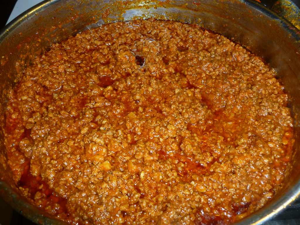 Pizza Bolognese Bits And Breadcrumbs