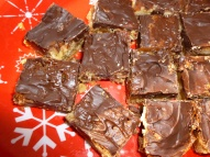 Slice into bars...I'll just have 3!