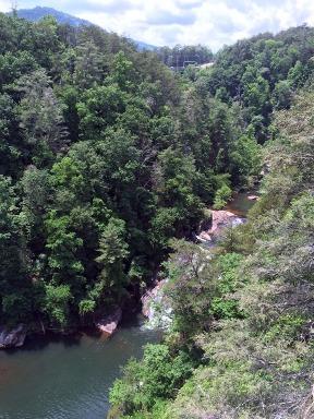 L'Eau d'Or Waterfall.