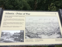 Atlanta, Sherman's prize during the Civil War.