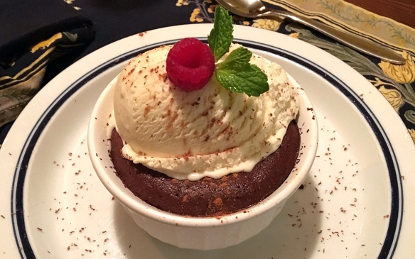 molten chocolate cake2